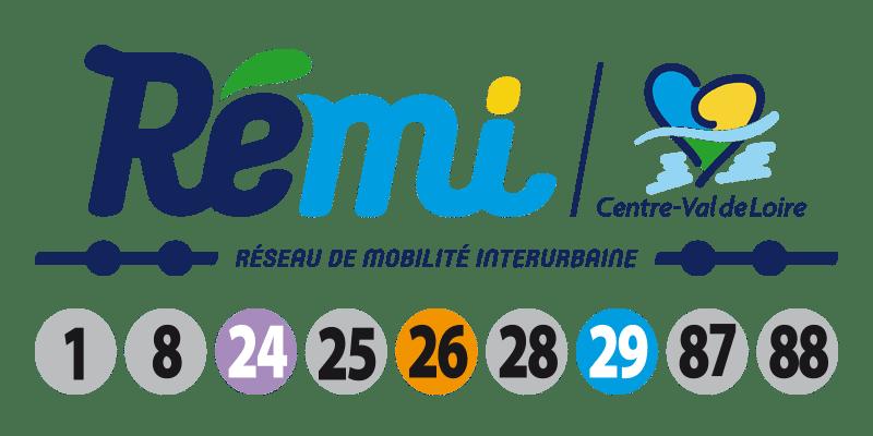 Logo Rémi Centre-Val de Loire