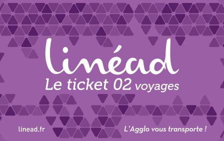 Ticket 02 voyages